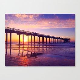 San Diego Canvas Print