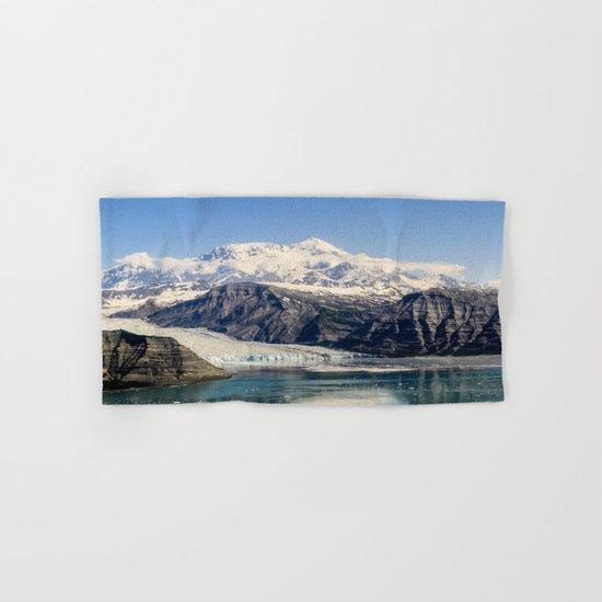 Mountain Lake Landscape Hand & Bath Towel