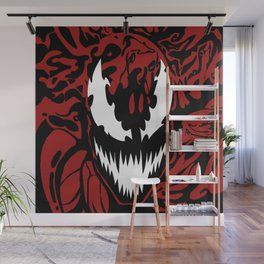carnage Wall Mural