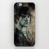 winchester iPhone & iPod Skins featuring Sam Winchester by Sirenphotos