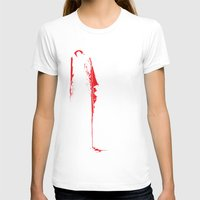 vampire T-shirts featuring Vampire by Mr. And Mrs. Inky Hands