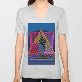 Unified future Unisex V-Neck