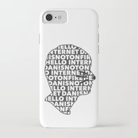 danisnotonfire iPhone & iPod Cases featuring Hello Internet! by ElectricShotgun