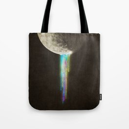 Color Bleed Tote Bag