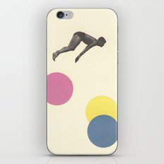 High Dive iPhone & iPod Skin