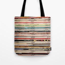 Blue Note Jazz Vinyl Records Tote Bag