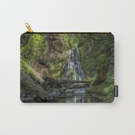 Spirit Falls with Reflections Carry-All Pouch