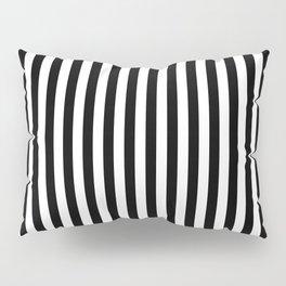 B&W Stripes Pillow Sham
