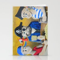 pirates Stationery Cards featuring Pirates! by Wintoons