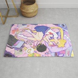 Sailor Moon Bedroom Rug
