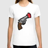 banksy T-shirts featuring Pop Icon - Banksy by Greg Guillemin