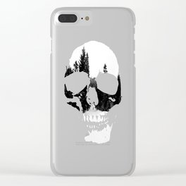 Frozen InDecision Clear iPhone Case