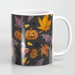 October pattern Coffee Mug