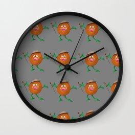 Rupertas Wall Clock