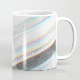 White Noise Coffee Mug