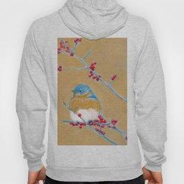 Bluebird on Branch Hoody