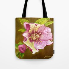 Lenten Rose Tote Bag