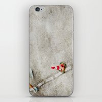 running iPhone & iPod Skins featuring running by hannes cmarits (hannes61)