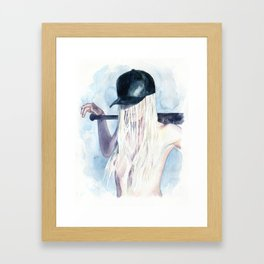 Knock-down Framed Art Print