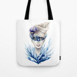 Ice Masquerade Tote Bag