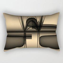 Act Including Supposed Sadness Rectangular Pillow