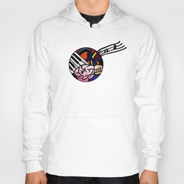 Quality Key: Abstract Hoody