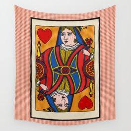 Queen of Pop Wall Tapestry