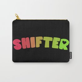 Shifter (Aroflux) Carry-All Pouch