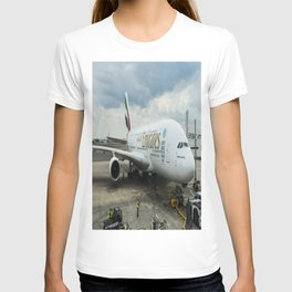 Emirates A380 Airbus T-shirt