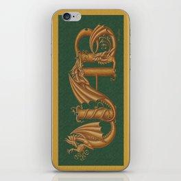 UAB Sports Dragons iPhone Skin