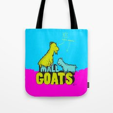 Mall Goats Tote Bag