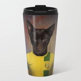 Worldcup 2014 : Australia - Kelpie Travel Mug