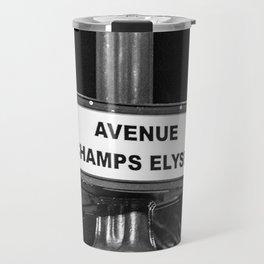 AVENUE CHAMPS-ELYSEES Travel Mug