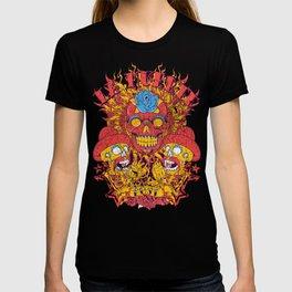 Dia de lor muertos T-shirt