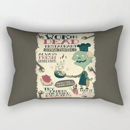 The Wok In Dead (v.2) Rectangular Pillow