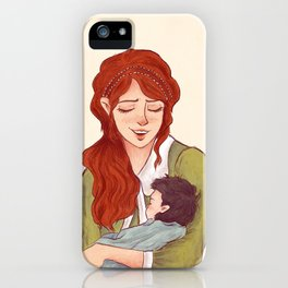 You'll be in my heart iPhone Case