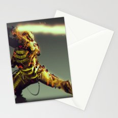 Scorpion Cyber Evolution Stationery Cards