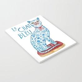 Le Chat Bleu Notebook