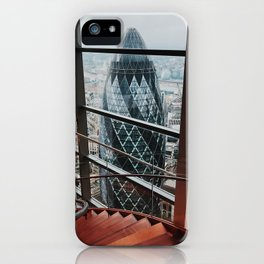 Gherkin iPhone Case