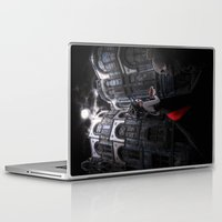 dramatical murder Laptop & iPad Skins featuring Miss murder by StarsColdNight