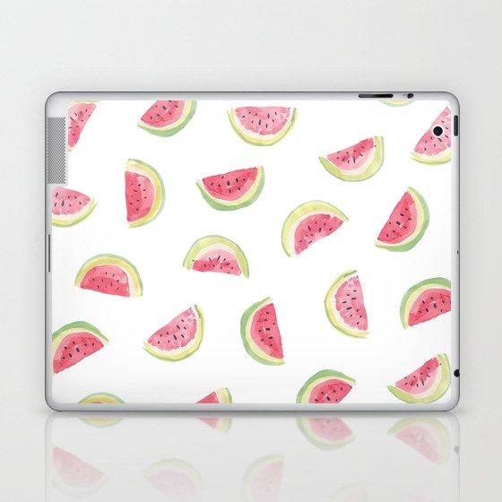 Watermelon slices Laptop & iPad Skin