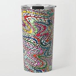 Swirley Bastard Travel Mug