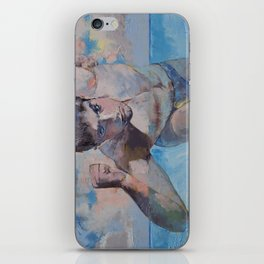 Runner iPhone Skin
