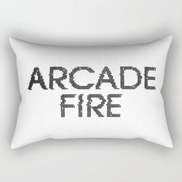 ArcadeFire Rectangular Pillow