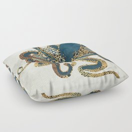 Underwater Dream VI Floor Pillow