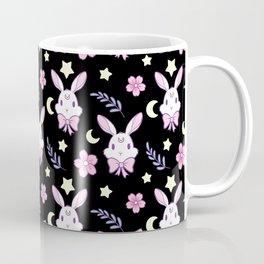 Sakura Bunny Coffee Mug