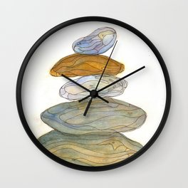 Cairn 2 Wall Clock