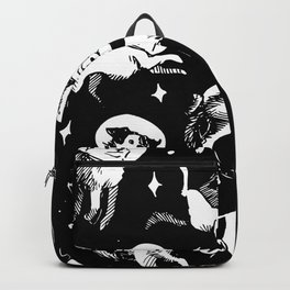 Space Dogs Backpack