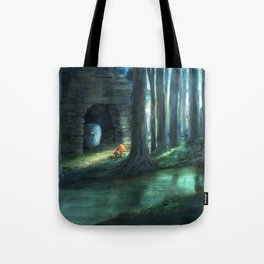 The Toadstools Tote Bag