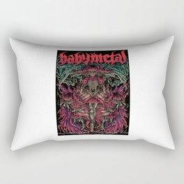 BABYMETAL 10 Rectangular Pillow